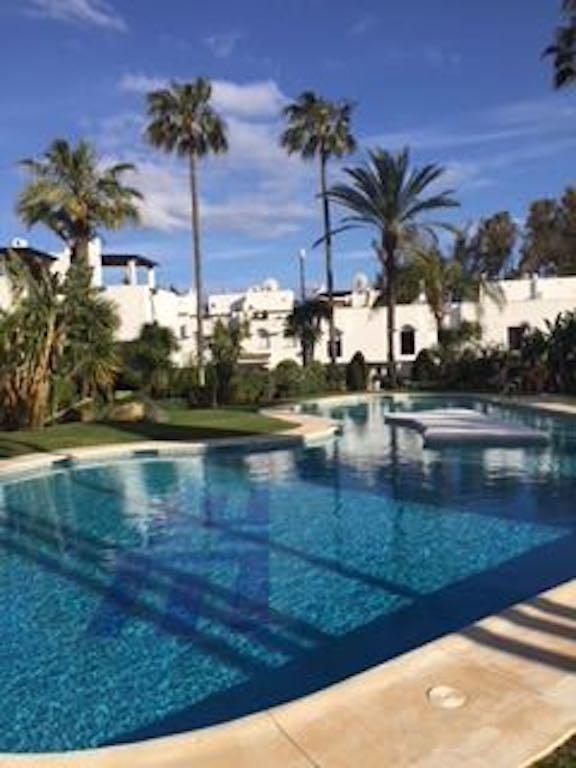 Townhouse, San Pedro de Alcantara, Costa del Sol. 4 Bedrooms, 3 Bathrooms, Built 145 m², Terrace 45 ,Spain