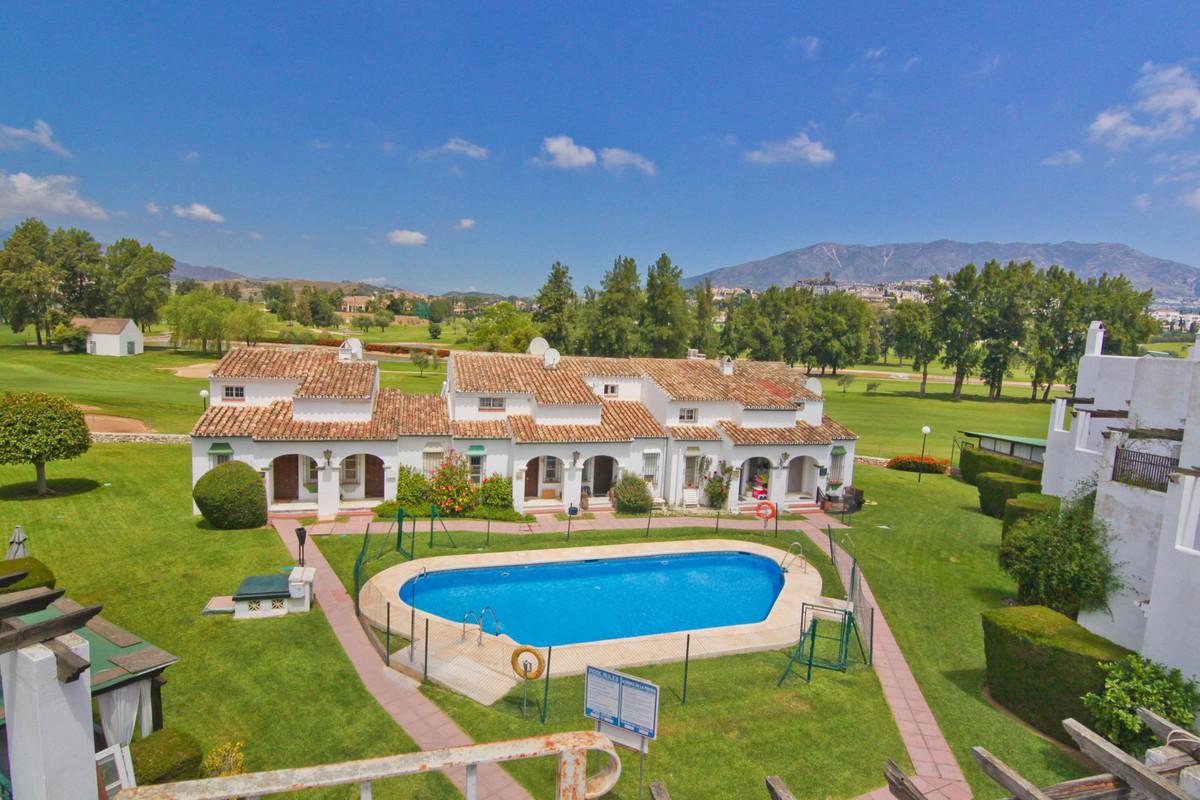 Townhouse, Mijas Golf, Costa del Sol. 2 Bedrooms, 2 Bathrooms, Built 85 m², Terrace 15 m².  Setting ,Spain