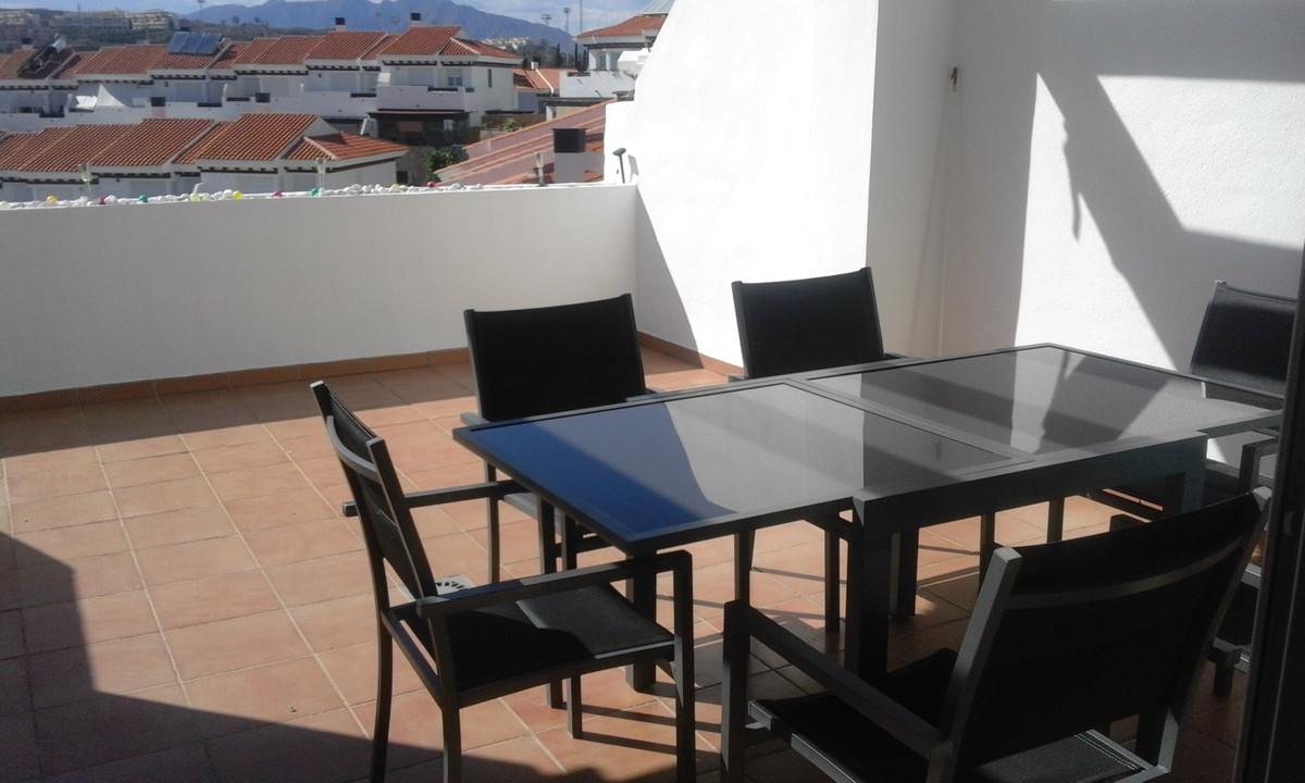 Townhouse in La Cala de Mijas with 2 bedrooms,3 bathrooms (1 in suite),separate kitchen ,large livin,Spain