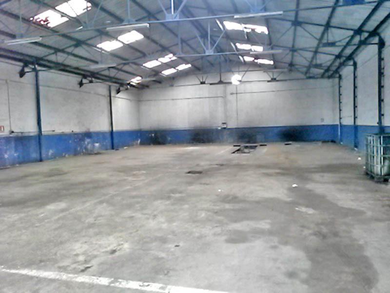Warehouse, Marbella, Costa del Sol. Built 500 m�, Garden/Plot 500 m�.  Orientation : West. Utilities,Spain