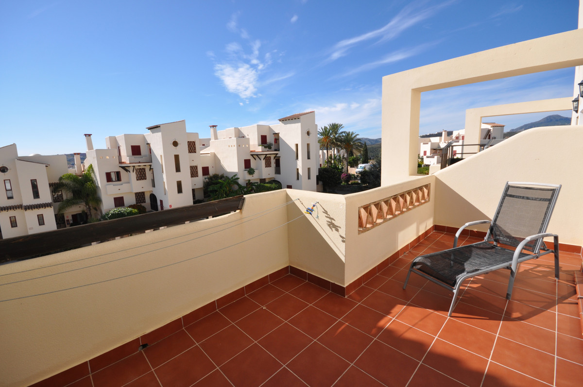 BARGAIN!! Fantastic duplex penthouse apartment at Casares coast 400 m from magnificent beaches and l,Spain