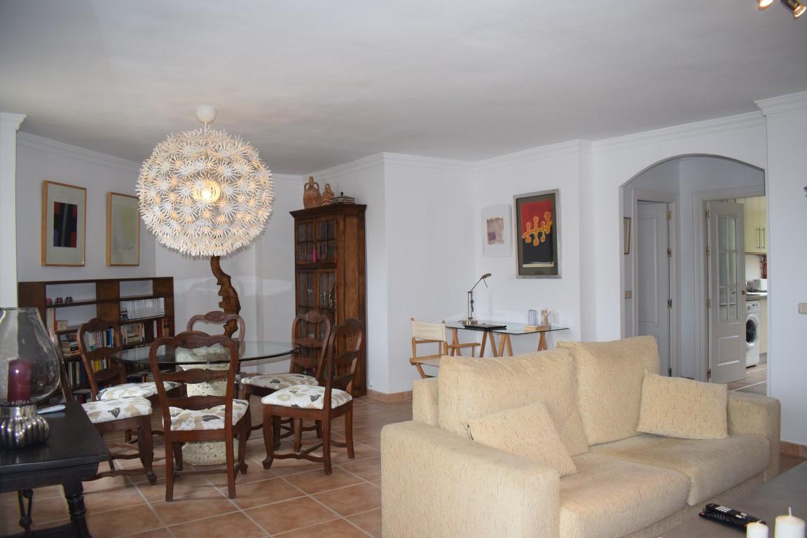MARBELLA CENTER 3 BEDROOMS GARAGE + STOREROOM. Middle floor property with three bedrooms, two bathro,Spain