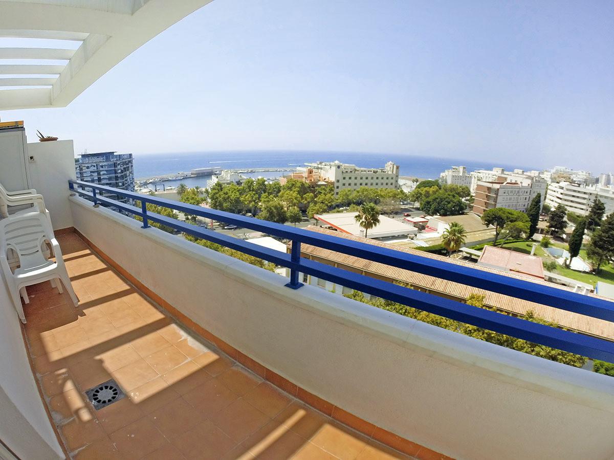 Penthouse duplex Marbella center 3 bedrooms. Breathtaking Views Fabulous duplex penthouse Marbella c,Spain