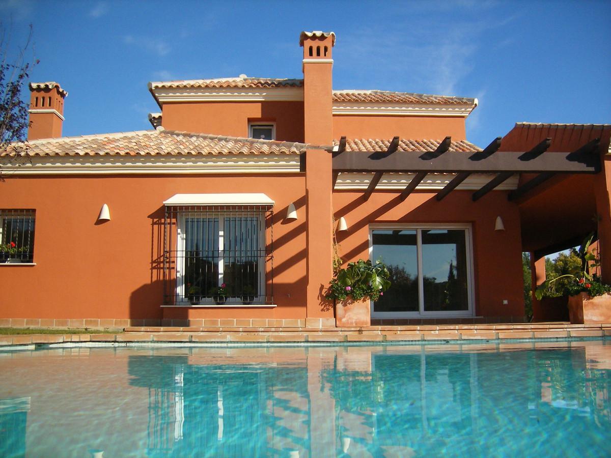 FANTASTIC VILLA located in Sotogrande Alto. Four bedrooms en suite, luxury qualities in an Andalusia,Spain