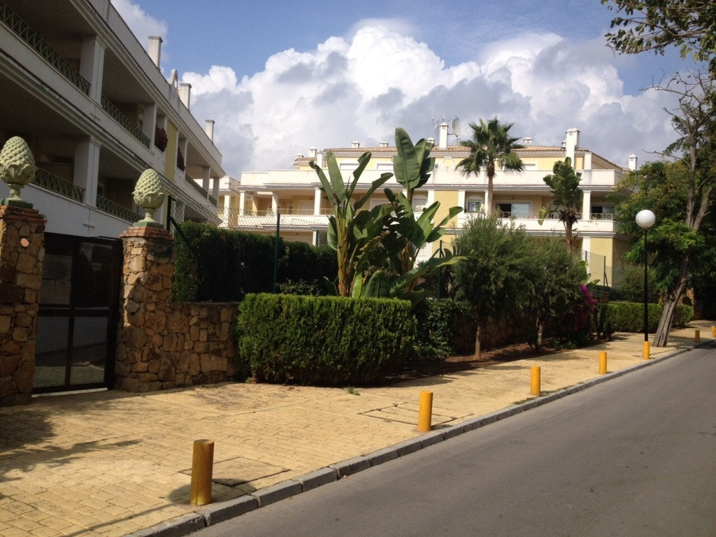Beachside 2 bedroom apartment , Elviria, Marbella.  The apartment consists of 2 bedrooms (master wit,Spain
