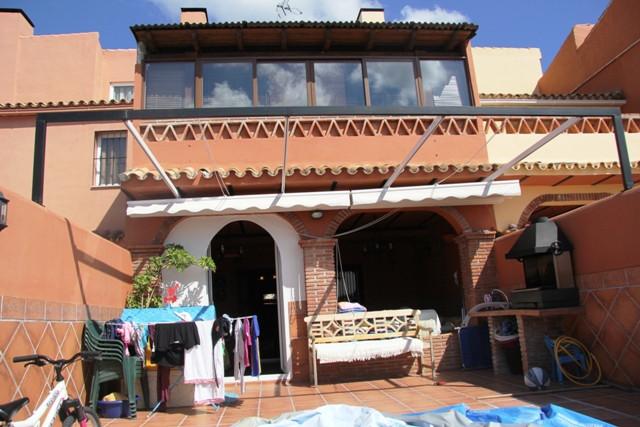 Beautiful semi-detached house. Jr. xarblanca club. 3 bedrooms 2 bathrooms + 1 toilet panoramic views,Spain