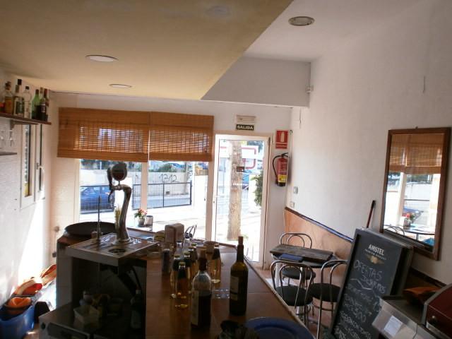 Bar, Torremolinos, Costa del Sol. Built 30 m², Terrace 130 m².  Setting : Town, Cl,Spain