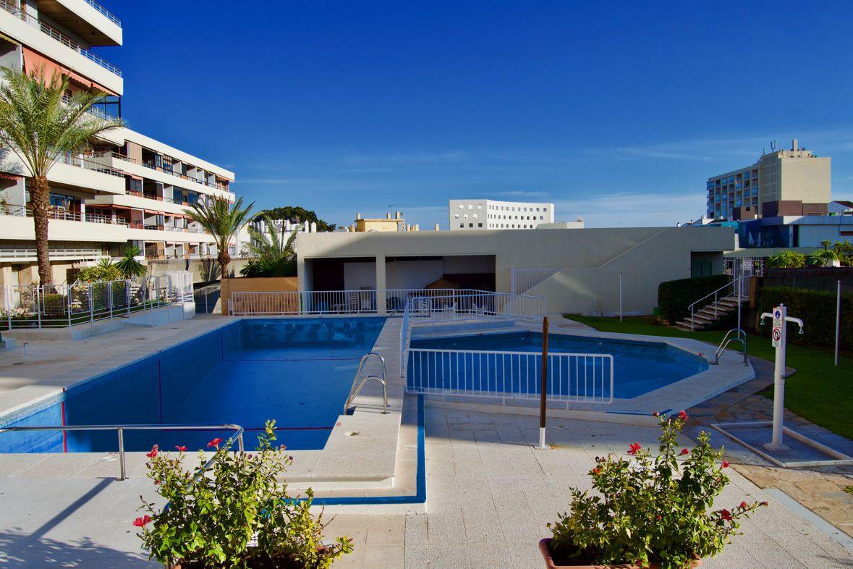 Middle Floor Apartment, Torremolinos Centro, Costa del Sol. 1 Bedroom, 2 Bathrooms, Built 58 m², Ter,Spain