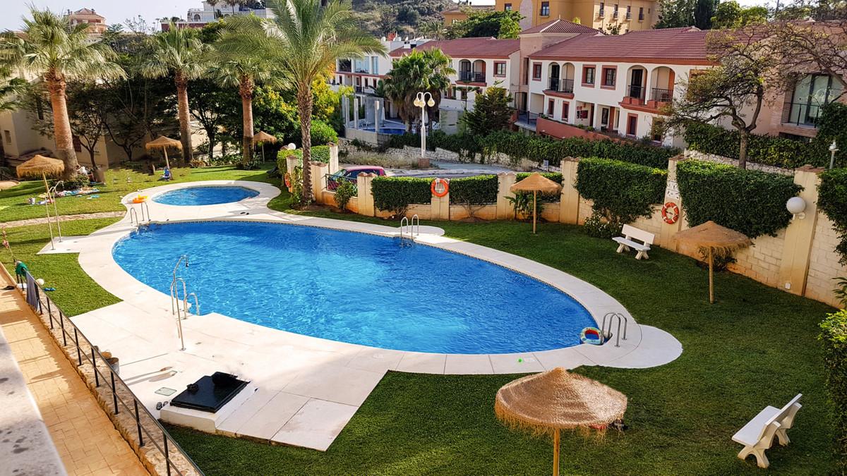 Penthouse, Benalmadena Costa, Costa del Sol. 3 Bedrooms, 2 Bathrooms, Built 95 m², Terrace 160 m².  ,Spain