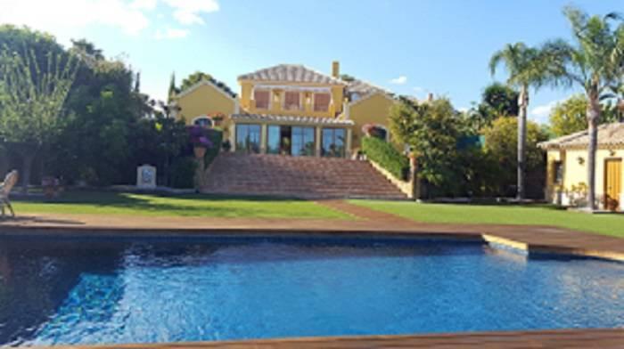 rented until October 2016!!!!!!!!!!!!!!!!!!!!!!!!!!!!    BARGAIN!!! WAS 2.8M  Detached Villa, El Par,Spain