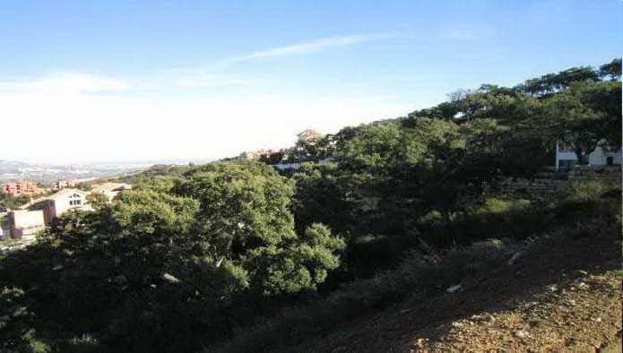 Residential Plot, Ojen, Costa del Sol. Garden/Plot 1758 m�.  Setting : Country, Close To Golf, Close,Spain