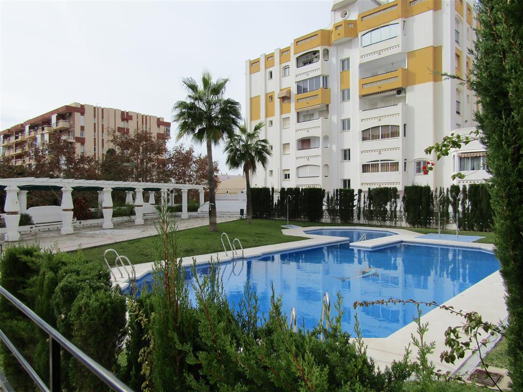 Middle Floor Apartment, Arroyo de la Miel, Costa del Sol. 1 Bedroom, 1 Bathroom, Built 38 m², Terrac,Spain