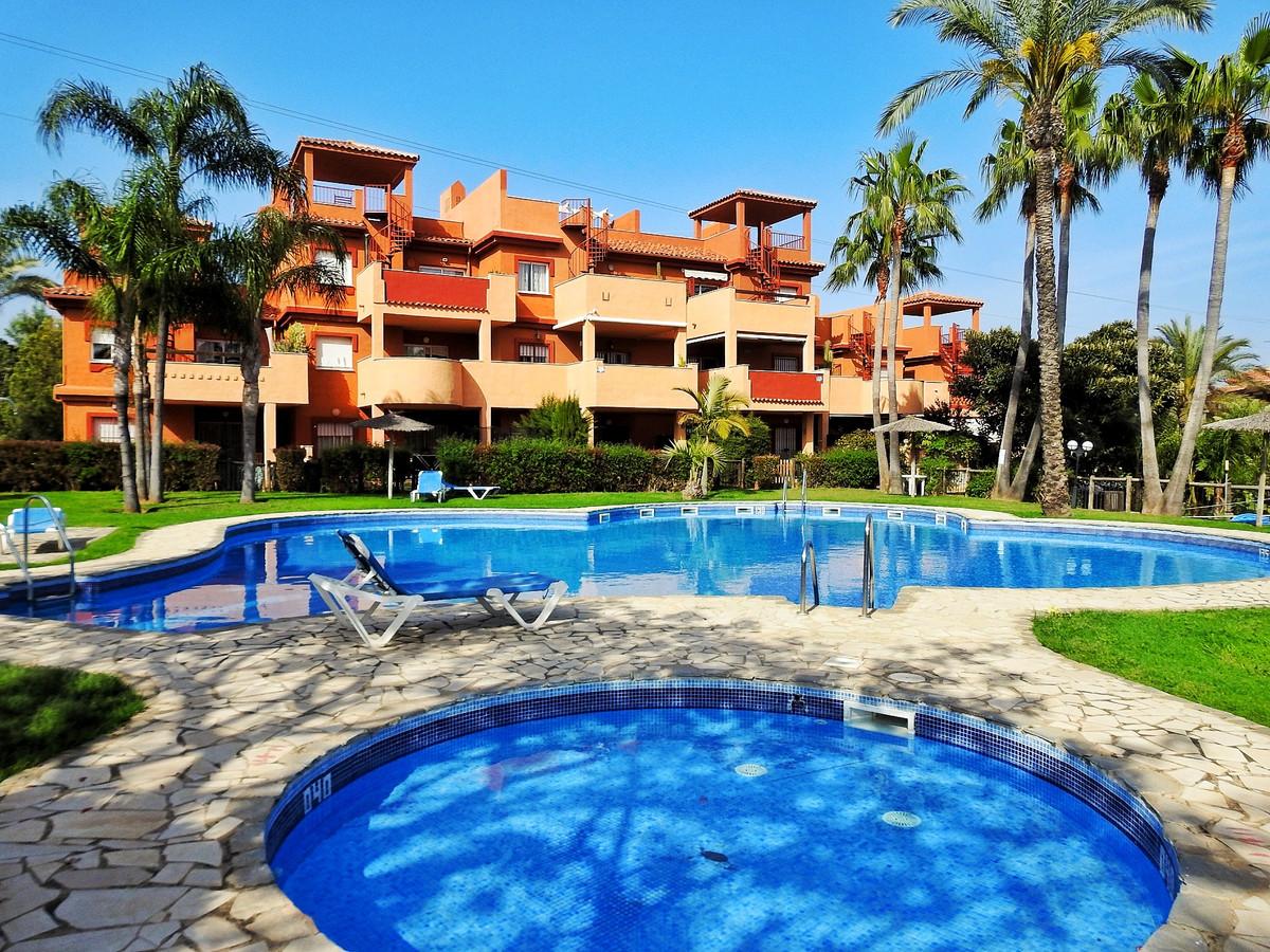 Charming garden apartment located in the highly sought after area - La Reserva de Marbella, consisti,Spain