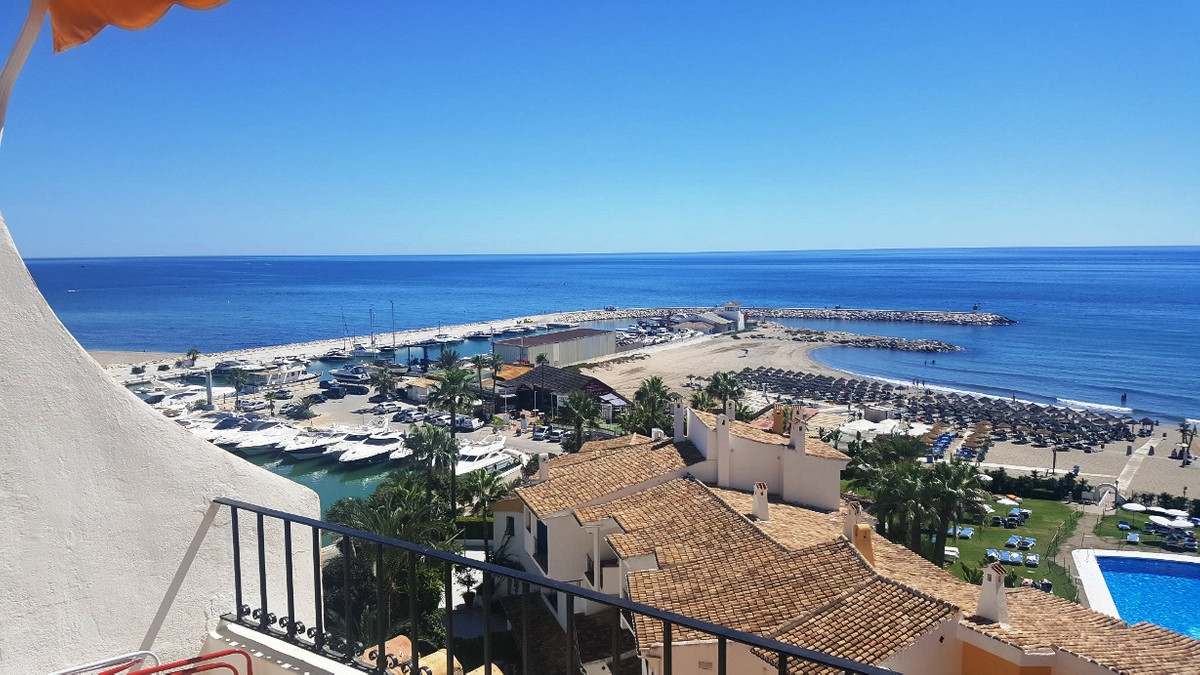 Second floor apartment, Puerto de Cabopino, Marbella, Costa del Sol. Superb opportunity for a buy to,Spain