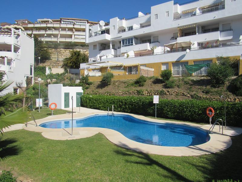 Middle Floor Apartment, Mijas Costa, Costa del Sol. 2 Bedrooms, 1 Bathroom, Built 65 m².  Setting : ,Spain