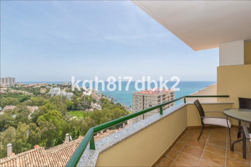 Penthouse-Duplex in Nueva Torrequebrada, Residencial Brisas de Torrequebrada. 4 ensuite bed rooms. E,Spain