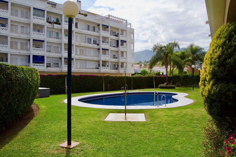 Middle Floor Apartment, Playamar, Costa del Sol. 3 Bedrooms, 2 Bathrooms, Built 200 m², Terrace 70 m,Spain