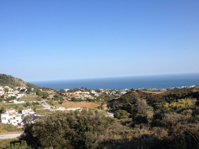 Building plots located at Buenavista, Mijas, next to Benalmadena and La Reserva del Higeron Resort, Spain