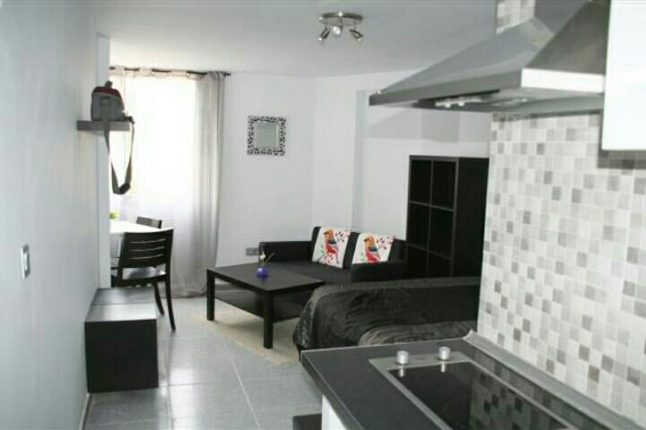 Ground Floor Studio, Calypso, Costa del Sol. Built 23 m².  Setting : Close To Shops. Orientation : W,Spain