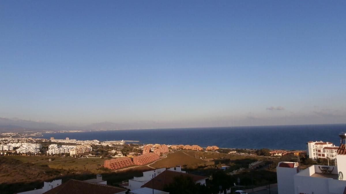 Studio in the area of Princesa Kristina with fantastic panoramic views to the sea, Puerto de la Duqu,Spain