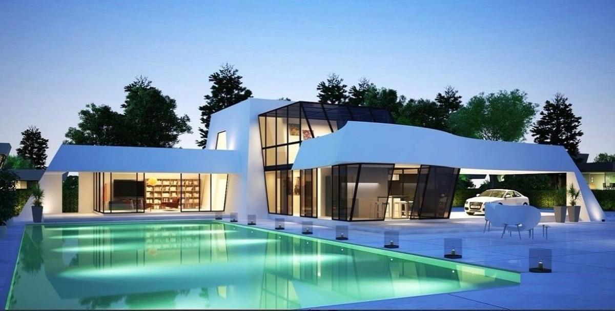 TURN KEY PROPERTY - Off-plan villas on excellent plots on La Cala Golf in La Cala de Mijas only 6 km,Spain
