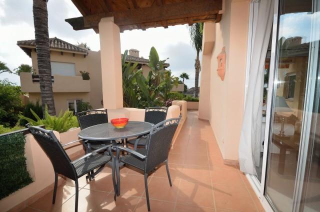 Comfortable 2 bedroom apartment in the exclusive urbanisation of El Alfar, Sierra Blanca with 24 hou,Spain