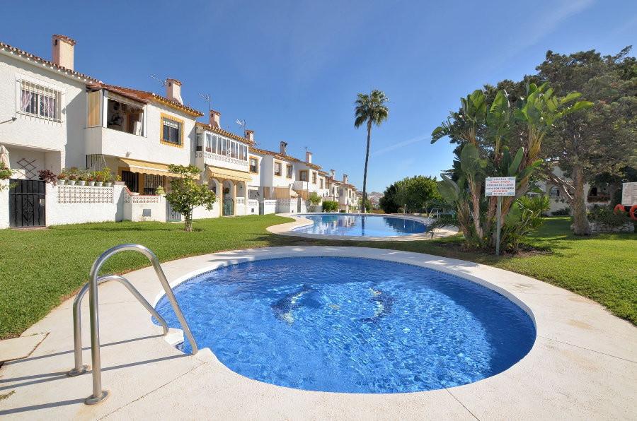 FANTASTIC TOWNHOUSE located in Arroyo de la Miel (Benalmadena), in private urbanisation close to ame,Spain