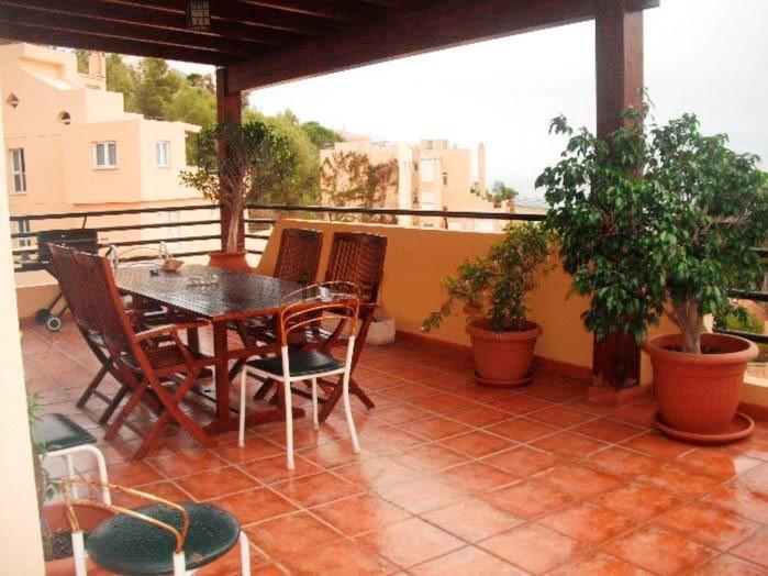 Penthouse - Duplex in Cerrado Calderon. Expectacular penthouse - duplex in Cerrado Calderon of 180m2,Spain
