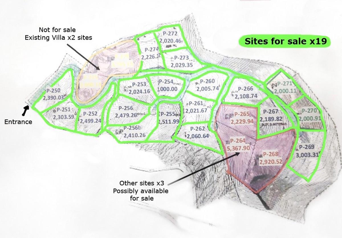 Terreno  Residencial en venta   en Valtocado