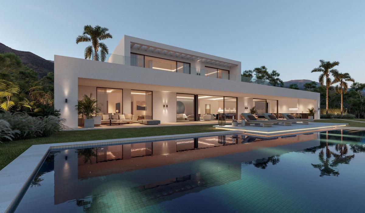 Vrijstaande Villa te koop in Sierra Blanca R3896695