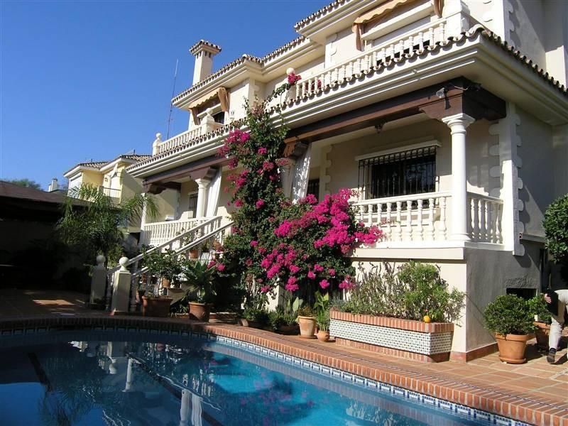 Chalet en Venta en Marbella