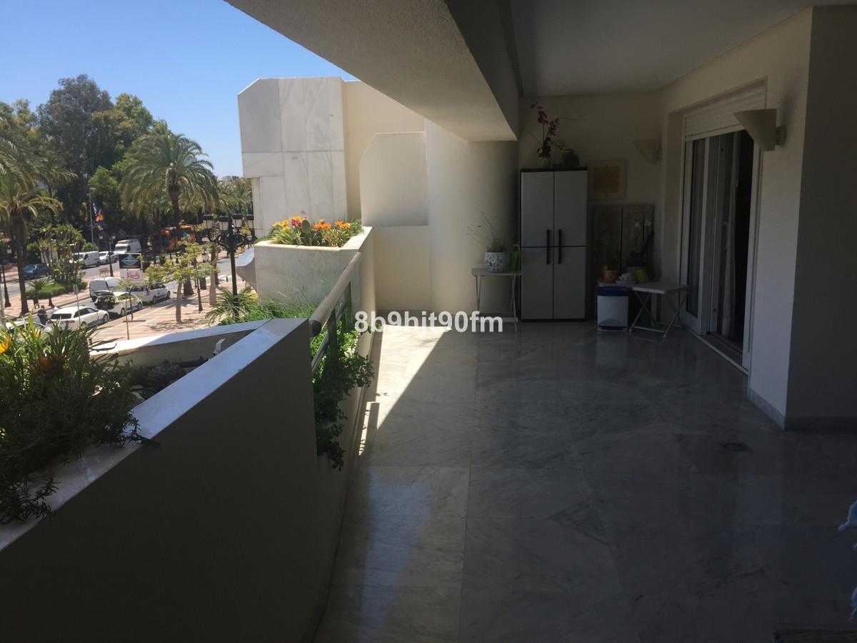 Appartement Rez-de-chaussée à Puerto Banús, Costa del Sol