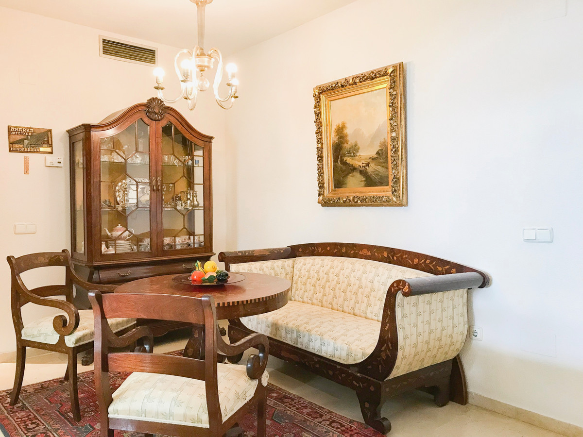 Appartement Rez-de-chaussée à Nagüeles, Costa del Sol
