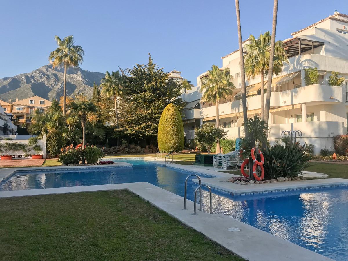 Apartment Ground Floor in Nagüeles, Costa del Sol