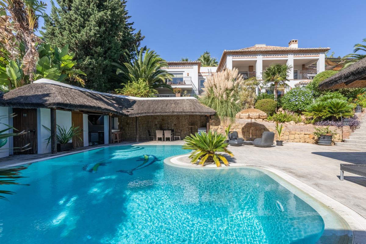 5 dormitorio villa en venta nueva andalucia