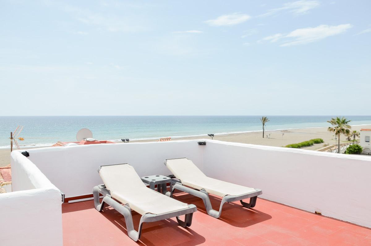 Townhouse, Casares, Costa del Sol. 4 Bedrooms, 3 Bathrooms, Built 263 m².  Setting : Beachfront, Bea,Spain