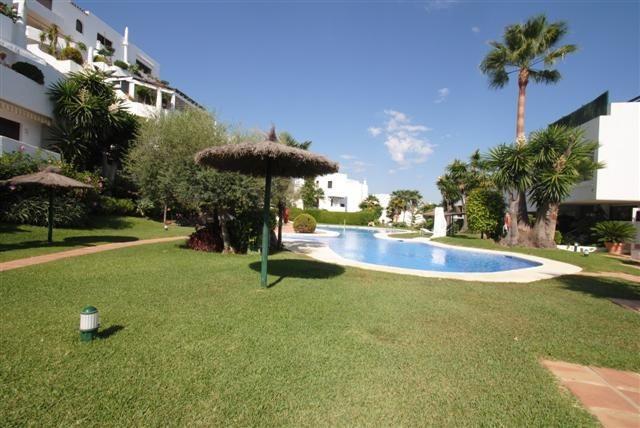 Rækkehus til salg i Marbella