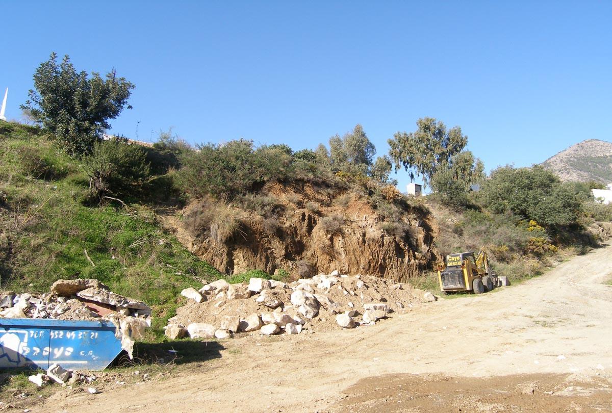 Plot - real estate in Mijas