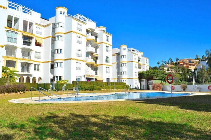 Apartment - real estate in Torrequebrada