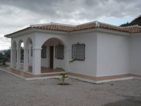 Villa - ejendomsmægler i Canillas de Aceituno