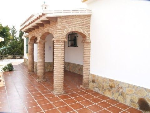 Villa - ejendomsmægler i Viñuela