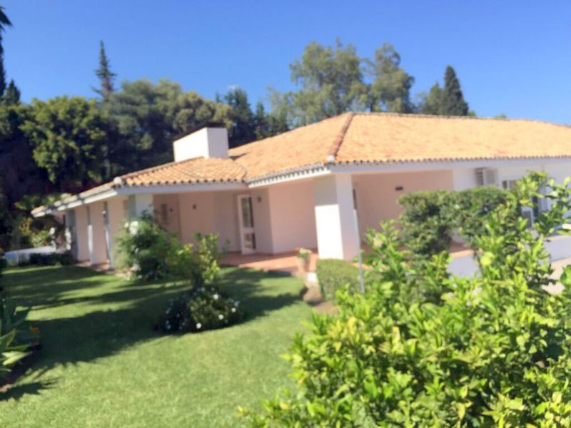 Villa - mägler i La Quinta