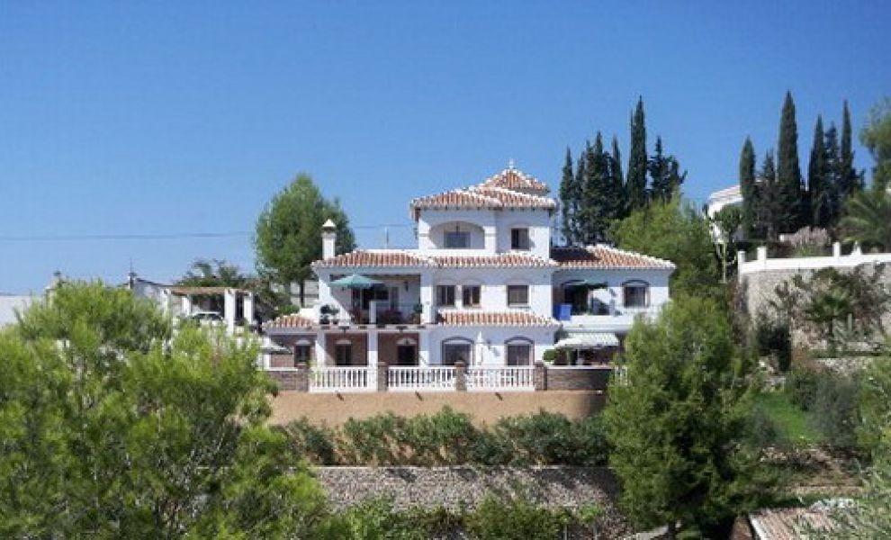 Villa til salg i Frigiliana