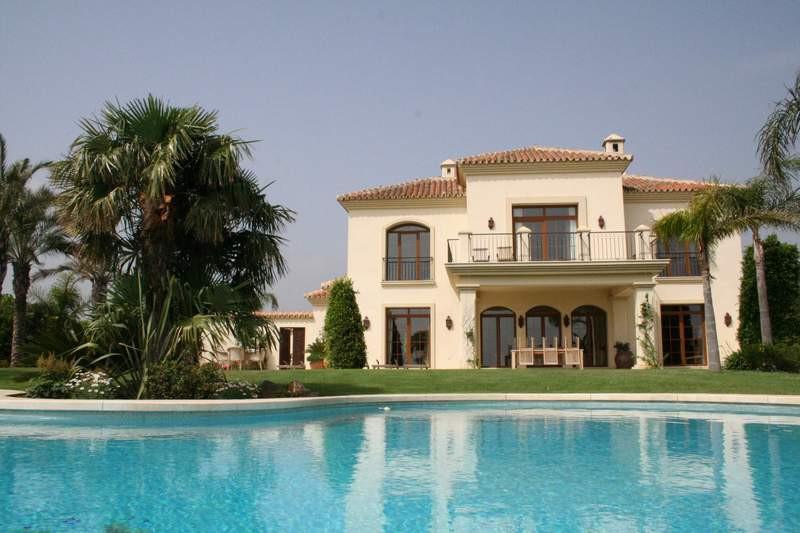 Villa - ejendomsm�gler i Mijas