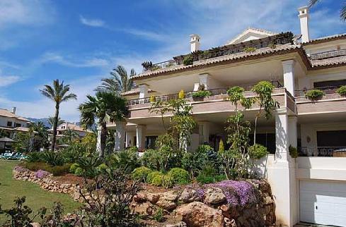 Apartment for sale in Los Monteros