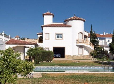Villa til salg i Mezquitilla