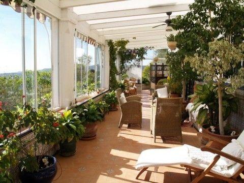 Villa - ejendomsmægler i Iznate