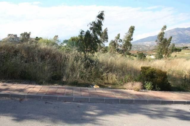 Plot for sale in La Cala