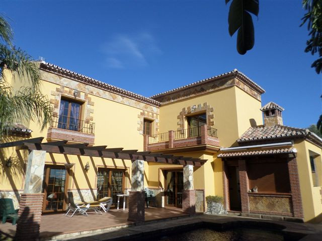 Villa til salg i Sierrezuela