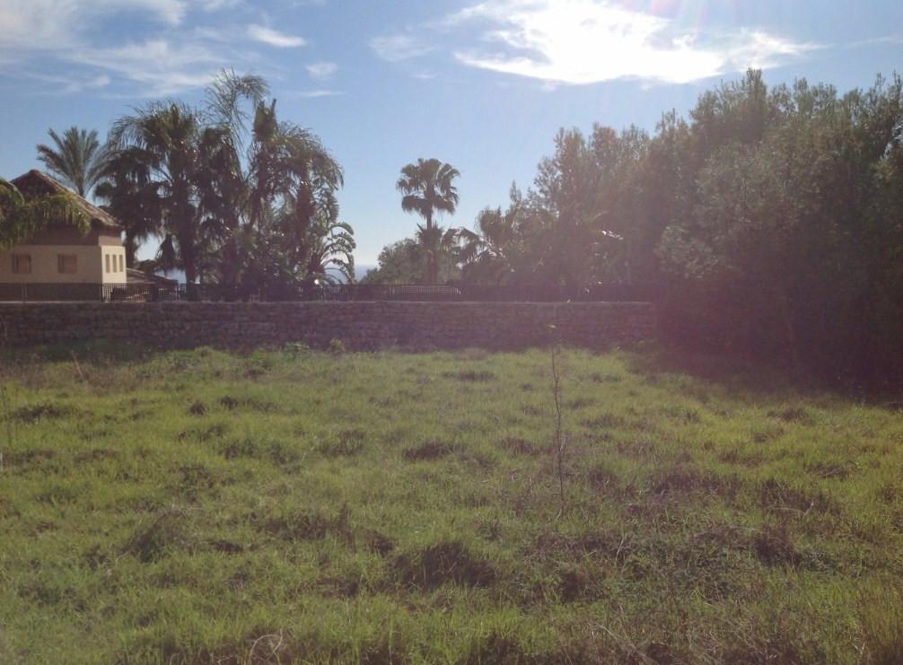 Plot - real estate in Marbella